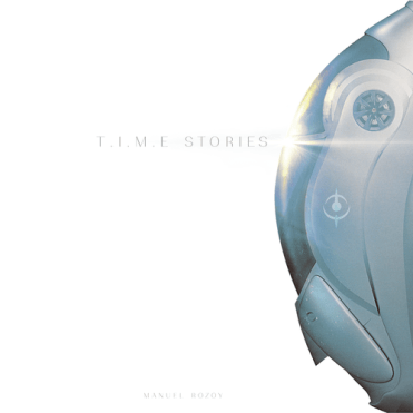 Time Stories, an example of an Ameritrash game.