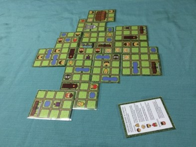 Solo Print and Play Game