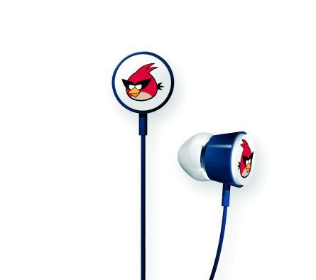 GEAR4 - Angry Birds Space - Ohrhörer (Foto: GEAR4)
