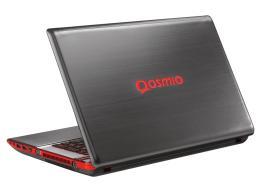 Toshiba Qosmio X870 3D von hinten (Foto: Toshiba)