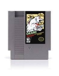 Okami fürs NES? (Foto: 72 Pins)