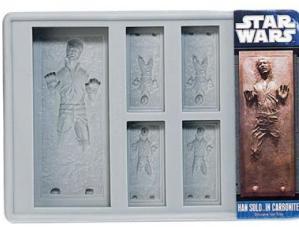 Han Solo - eingefroren. (Foto: Gadfun)