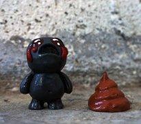 Ein dämonische Isaac - mit Haufen. (Foto: Etsy)