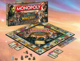World of Warcraft Monopoly (Foto: USAopoly)