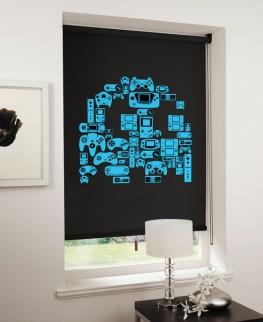 Der Geist aus Pac-Man. (Foto: directblinds.co.uk)