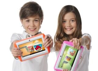 Kinderfreundlich eben. (Foto: oregonscientific.com)