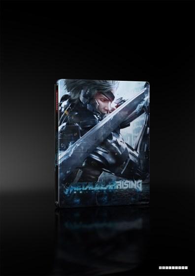 Die Steelbook-Variante bei GameStop. (Foto: Konami)