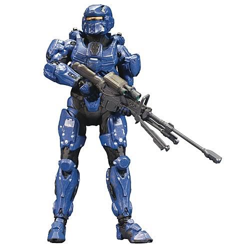 Der blaue Spartaner. (Foto: EntertainmentEarth)