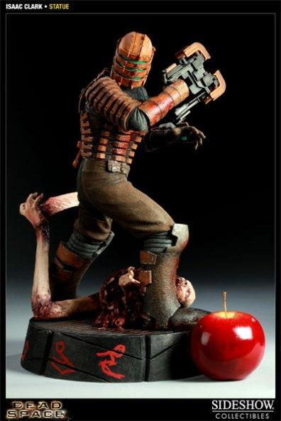 Isaac als Statue. (Foto: sideshowtoy.com)