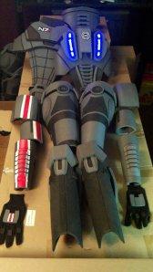 Der N7-Anzug. (Foto: bioweapons.com)
