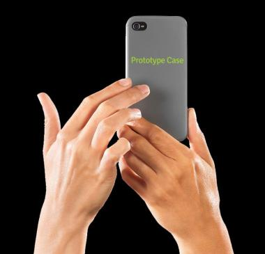 Die Rückseite bringt das Touchpad. (Foto: getsensus.com)