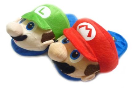 Mario und Luigi zusammen. (Foto: Amazon)