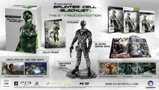 Die 5th Freedom-Edition. (Foto: Ubisoft)