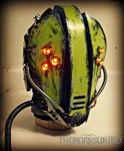 Glitch - Maske. (Foto: Etsy)