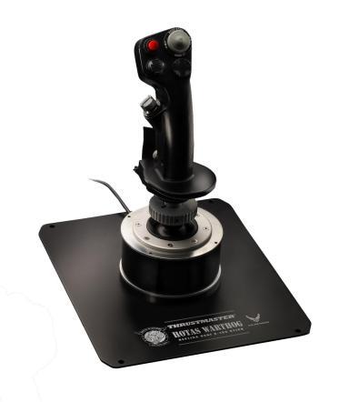 Der HOTAS Warthog™ Flight Stick (Foto: Thrustmaster)