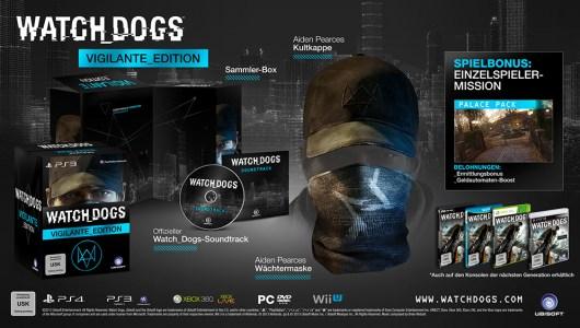 Die Vigilante-Edition. (Foto: Ubisoft)
