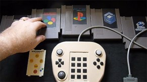 Das Gamepad. (Foto: technabob)
