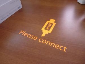 Ist kein Gerät angeschlossen, erhaltet ihr diese Meldung. (Foto: GamingGadgets.de)