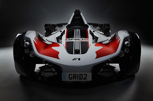 Die GRID 2 BAC Mono-Edition. (Foto: Game.co.uk)