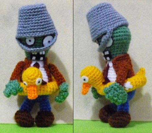Finn's Pick: Frankie the Zombie – Crochet Amigurumi Pattern ... | 442x505