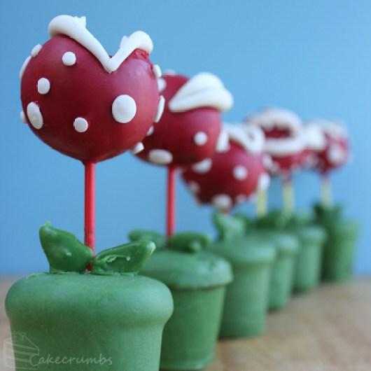 Sie bestehen aus Cake Pops und  Brownies sowie Lebensmittelfarbe. (Foto:cakecrumbs.me)