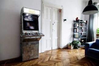 MiG-23 Arcade Cabinet. (Foto: Michal Lichtanski / mili.studio)