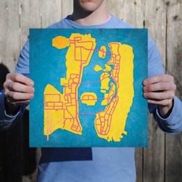 GTA. (Foto: City Maps)