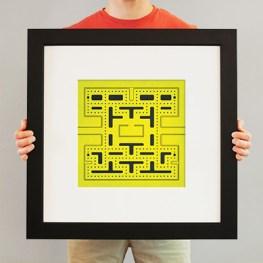 Pac-Man. (Foto: City Maps)