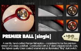 Der Premier-Ball. (Foto: Pallet Town Exports)