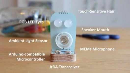 KLein, aber voller Technik (Foto: Kickstarter.com)