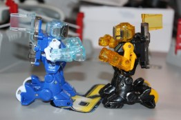 Die Roboter. (Foto: GamingGadgets.de)