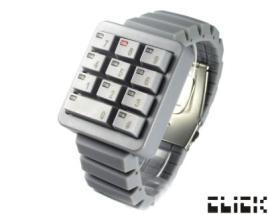 Die Keypad-Uhr (Foto: click-watch.com)