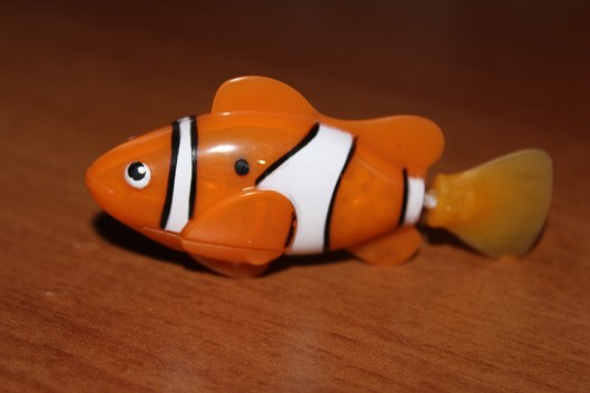 Robo Fish. (Foto: GamingGadgets.de)
