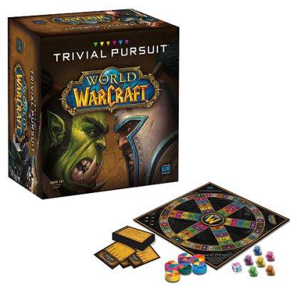 Trivial Pursuit: World of Warcraft. (Foto: Battle.net)