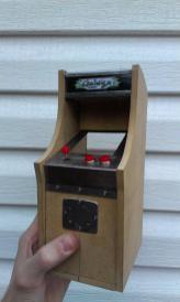 Galaga Arcade Cab. (Foto: imgur)