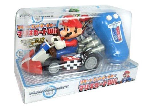 In dieser schicken Verpackung werden Mario & sein Kart ausgeliefert (Foto: Japan Trend Shop)