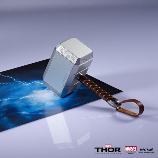 Thor Hammer Power Bank (Foto: InfoThink)