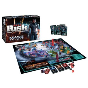 Mass Effect Risiko. (Foto: USAopoly)