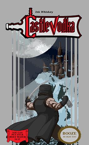 Castle Vodka (Foto: Kickstarter)