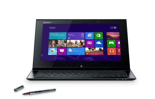 VAIO Duo 11 Tablet-Notebook (Foto: Sony.de)