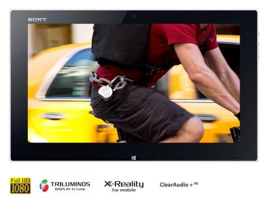 VAIO Tap 11 Tablet-PC (Foto: Sony.de)