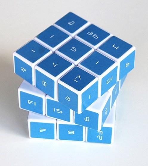 Beweglich wie der Rubiks Cube (Foto: ThinkGeek)