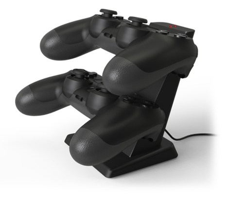 Controller-Dual-Ladestation (PS4)