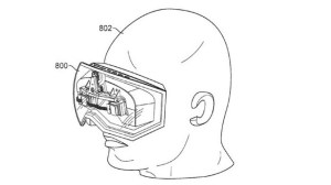 Skizze der potentiellen Apple Brille (Foto: techradar.com)