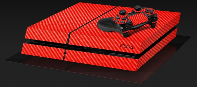 Individuelle PS4. (Foto: dbrand)