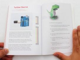 Kennt Ihr den Tiwtter-Saurus? (Foto: fritzing.org)