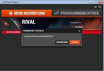 Die erste Installation. (Foto: GamingGadgets.de)