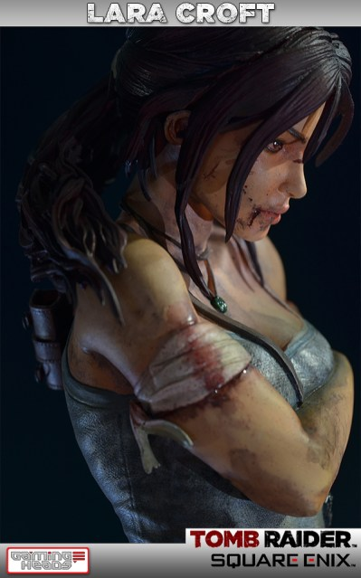 Lara Croft. (Foto: Gaming Heads)