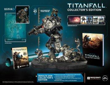 Die CE von Titanfall. (Foto: Electronic Arts)