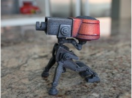 Team Fortress 2 Turret. (Foto: Shapeways)